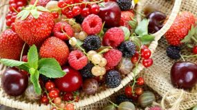 Health benefits of berries – berries the wonder food